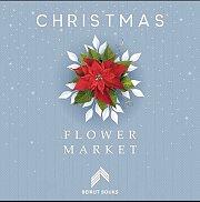 Christmas Flower Market
