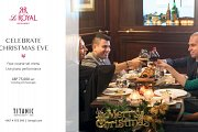 Celebrate Christmas Eve at Le Royal Hotel