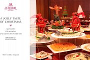 Christmas Lunch at Le Royal Hotel