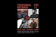 Reunion: Feedasoul Records with Ledwarf / Papa Soul / Patch