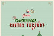 The Carnival at Santa's Factory BeitMisk