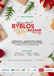 MADE IN LEBANON Byblos Christmas Bazaar