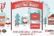 Christmas Market at CityMall Dora
