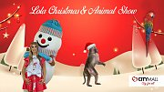 Lola Christmas Show & Animal Show at CityMall Dora