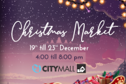 Christmas Market at BHV Citymall