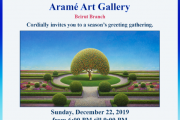 Aramé Art Gallery Gathering