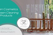 Green Cosmetics & Green Cleaning Products