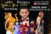 Riviera Beirut New Year's Eve 2020