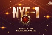 NYE-1 , A Party at The Neighborhood Bars