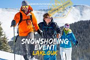 Snowshoeing & Igloo Workshop in Laklouk with Lebanon Outdoor Activities