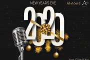NYE 2020 Live with DJ & Karaoke Party at Velvet Cafe