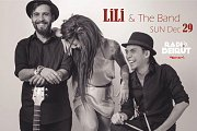 New Year -1 , LiLi & The Band Will be Hitting at The Radio