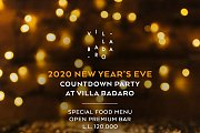 Villa Badaro - 2020 New Year's Eve Countdown Party