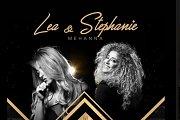 Lea & Stephanie at La Martingale