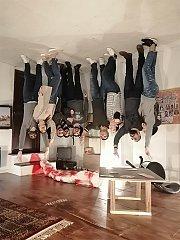 Upside Down Escape Room