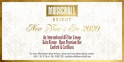 New Year Eve 2020 at Music Hall Beirut