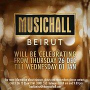 NYE 2020 at Music Hall Beirut