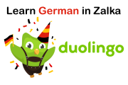 Learn German Duolingo Event