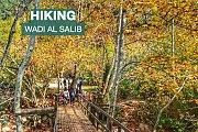 Hiking Wadi El Salib - Winter - with Chronosport