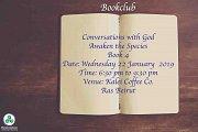 Bookclub- Conversations with God (Book 4)- Awaken the Species
