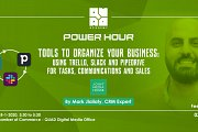 Tools To Organize our Business