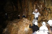 Caving in Rouiss with Footprints Nature Club